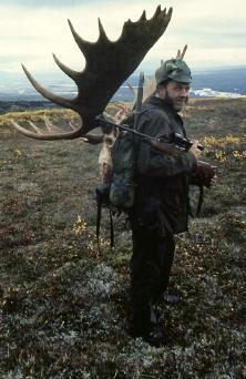 Calling North American Moose