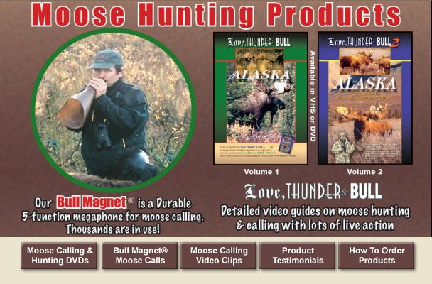 Moose Hunting Videos - Moose Call