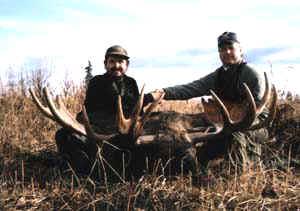 Big Moose -- success and a lot of fun
