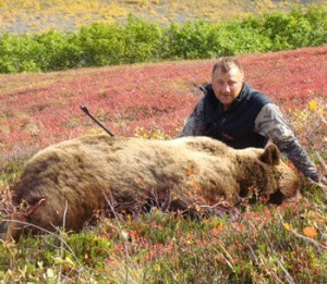Alaska Bear Hunt - Alaska Remote Guide Service
