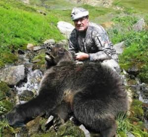 Fall and Spring Bear Hunts - Alaska