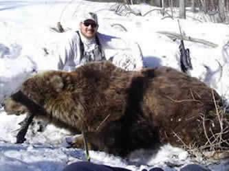 Alaska Bear Hunts - Hunt Specials
