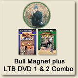 Bull Magnet Moose Call + Love, Thunder & Bull DVD1 & 2